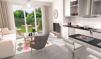 Chevry-Cossigny programme immobilier neuve « Le Domaine des Arts »  (3)
