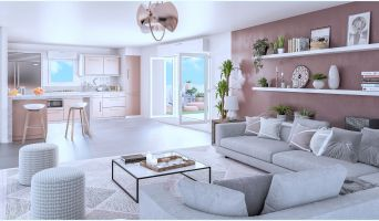 Claye-Souilly programme immobilier neuve « Domaine de Soave »  (3)