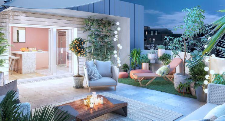 Résidence « Domaine De Soave » programme immobilier neuf en Loi Pinel à Claye-Souilly n°2