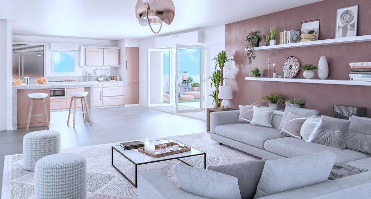 Résidence « Domaine De Soave » programme immobilier neuf en Loi Pinel à Claye-Souilly n°3