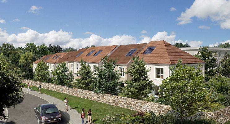 Combs-la-Ville : programme immobilier neuf «  n°219223 » en Loi Pinel