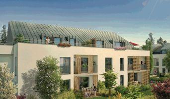 Résidence « Via Lutetia » programme immobilier neuf en Loi Pinel à Combs-la-Ville n°2
