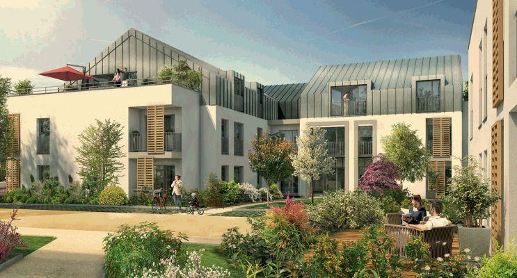 Photo du Résidence « Via Lutetia » programme immobilier neuf en Loi Pinel à Combs-la-Ville