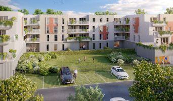 Coulommiers programme immobilier neuve « Terrasses de Vaux » en Loi Pinel  (2)
