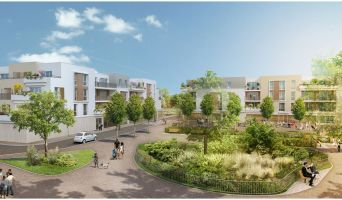 Coulommiers programme immobilier neuve « Terrasses de Vaux » en Loi Pinel  (3)