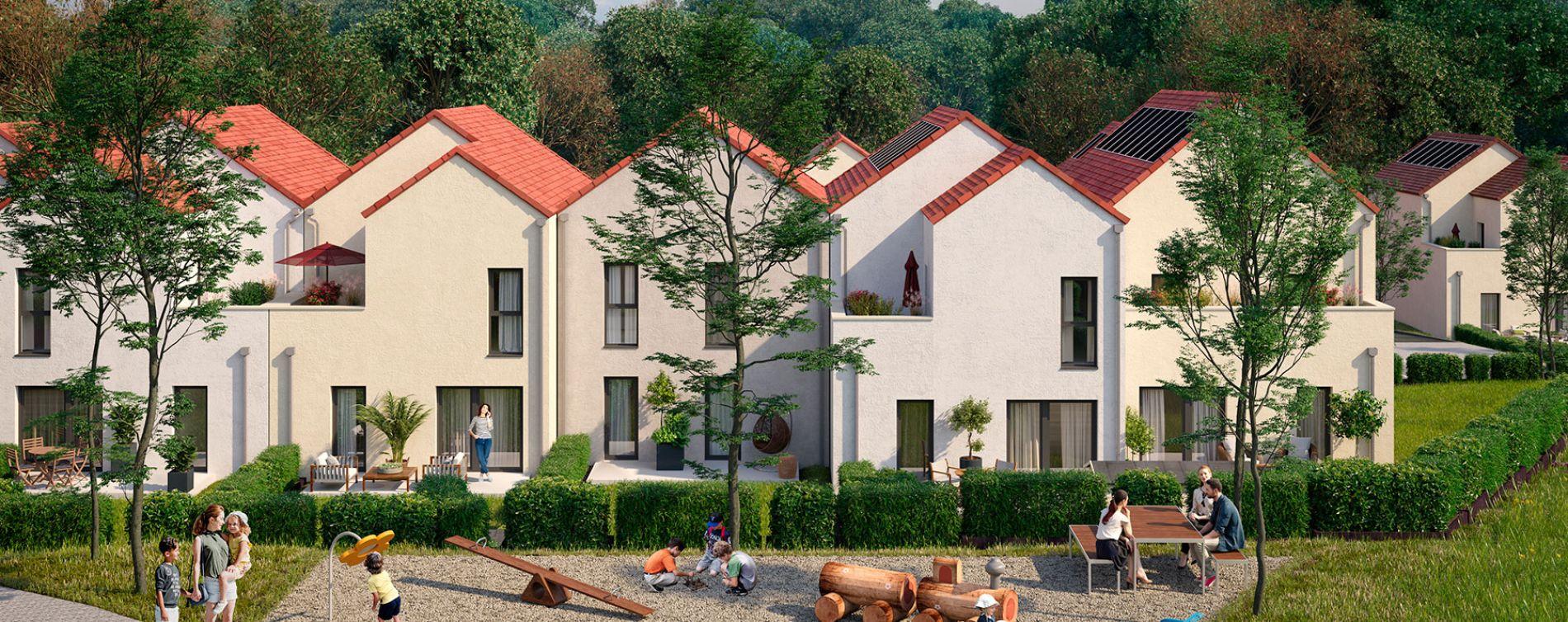 Coupvray : programme immobilier neuve « Domaine des Ormes » en Loi Pinel