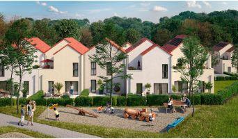 Photo du Résidence « Domaine des Ormes » programme immobilier neuf en Loi Pinel à Coupvray