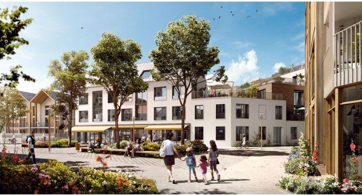 Photo n°4 du Résidence neuf « Les Hautes Maisons »