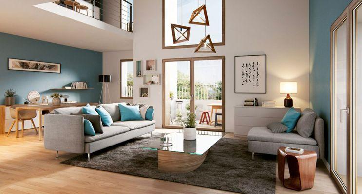 Photo n°5 du Résidence neuf « Les Hautes Maisons »