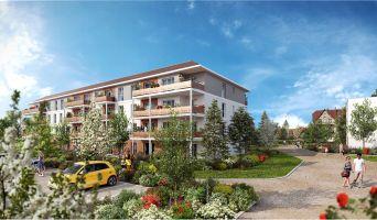 Dammarie-les-Lys : programme immobilier neuf « Domaine des Grands Chênes » en Loi Pinel