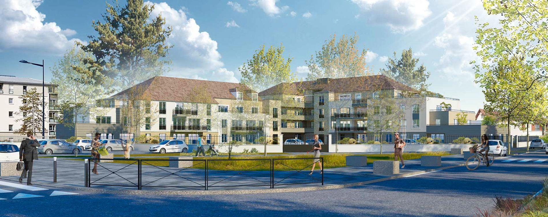 Résidence Flore & Lys à Dammarie-les-Lys