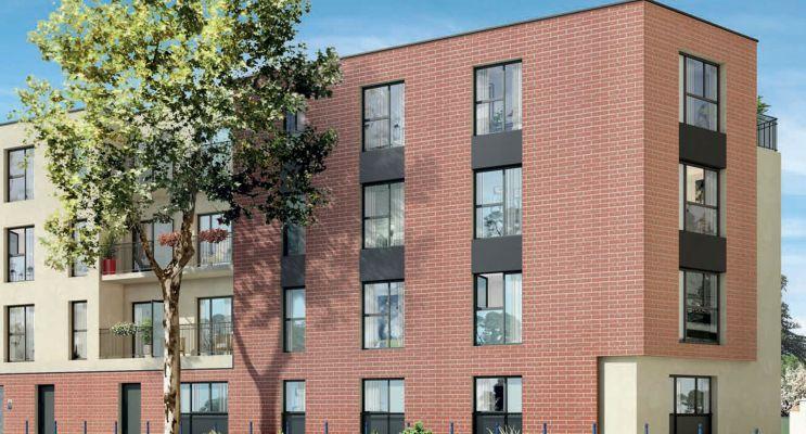 Photo du Résidence « Grand Angle » programme immobilier neuf en Loi Pinel à Dammarie-les-Lys