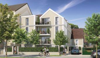 Photo du Résidence « Le Pavillon du Lys » programme immobilier neuf en Loi Pinel à Dammarie-les-Lys
