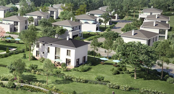 Photo du Résidence neuf « Jardins De L'Impératrice - Mc »