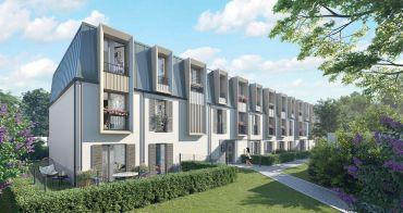 Fontainebleau programme immobilier neuf « Les Jardins de Marie »