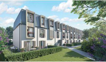 Résidence « Les Jardins De Marie » programme immobilier neuf en Loi Pinel à Fontainebleau n°1