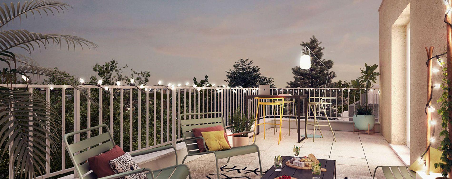 Fontainebleau : programme immobilier neuve « Studio 8 » (2)