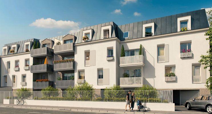 Photo n°2 du Résidence neuf « Le Hameau Du Poète »