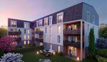 Résidence « Les Arborées » programme immobilier neuf en Loi Pinel à Gretz-Armainvilliers n°2
