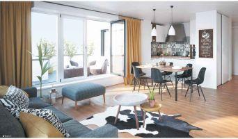 Résidence « Les Arborées » programme immobilier neuf en Loi Pinel à Gretz-Armainvilliers n°4