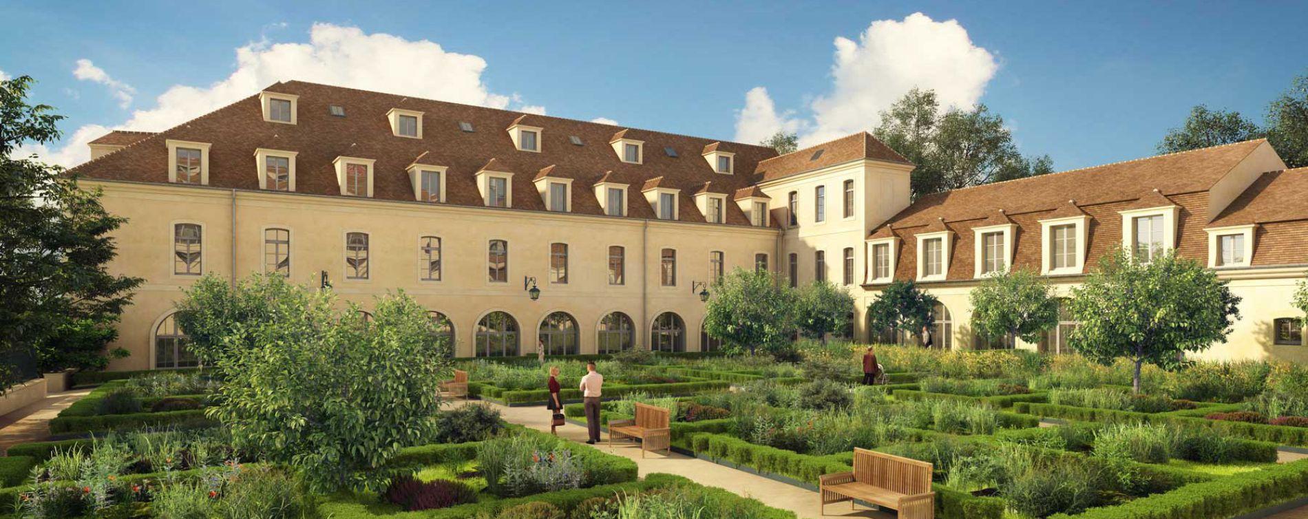 Juilly : programme immobilier à rénover « Pensionnat de Juilly » en Monument Historique (2)