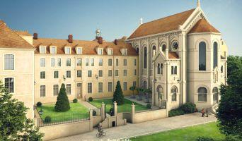Juilly : programme immobilier à rénover « Pensionnat de Juilly » en Monument Historique