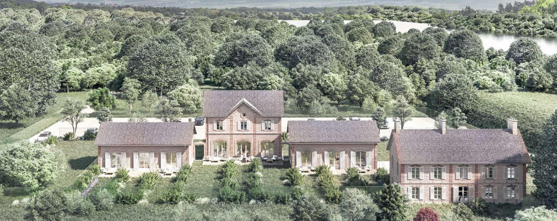 La Rochette : programme immobilier neuve « La Maison du Proviseur »