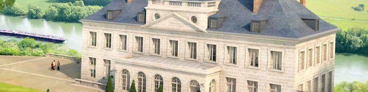 Résidence Le Château de la Rochette à la Rochette
