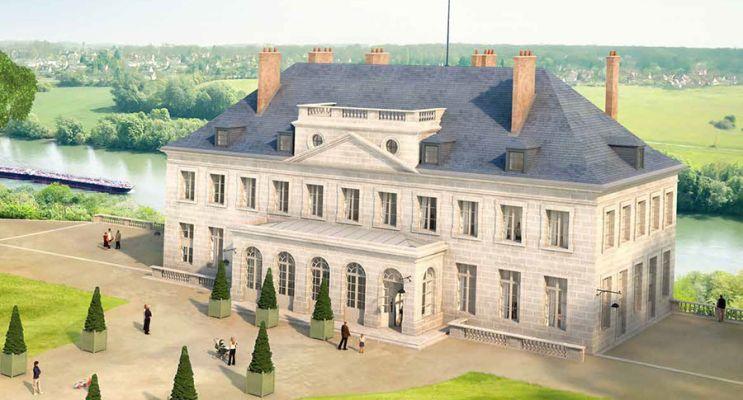 Photo du Résidence « Le Château de la Rochette » programme immobilier à rénover en Monument Historique à La Rochette