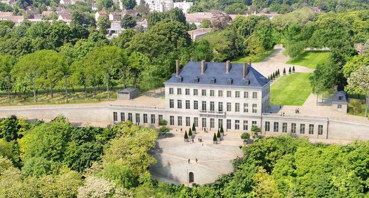 Photo n°2 du Résidence à rénover « Le Château De La Rochette »