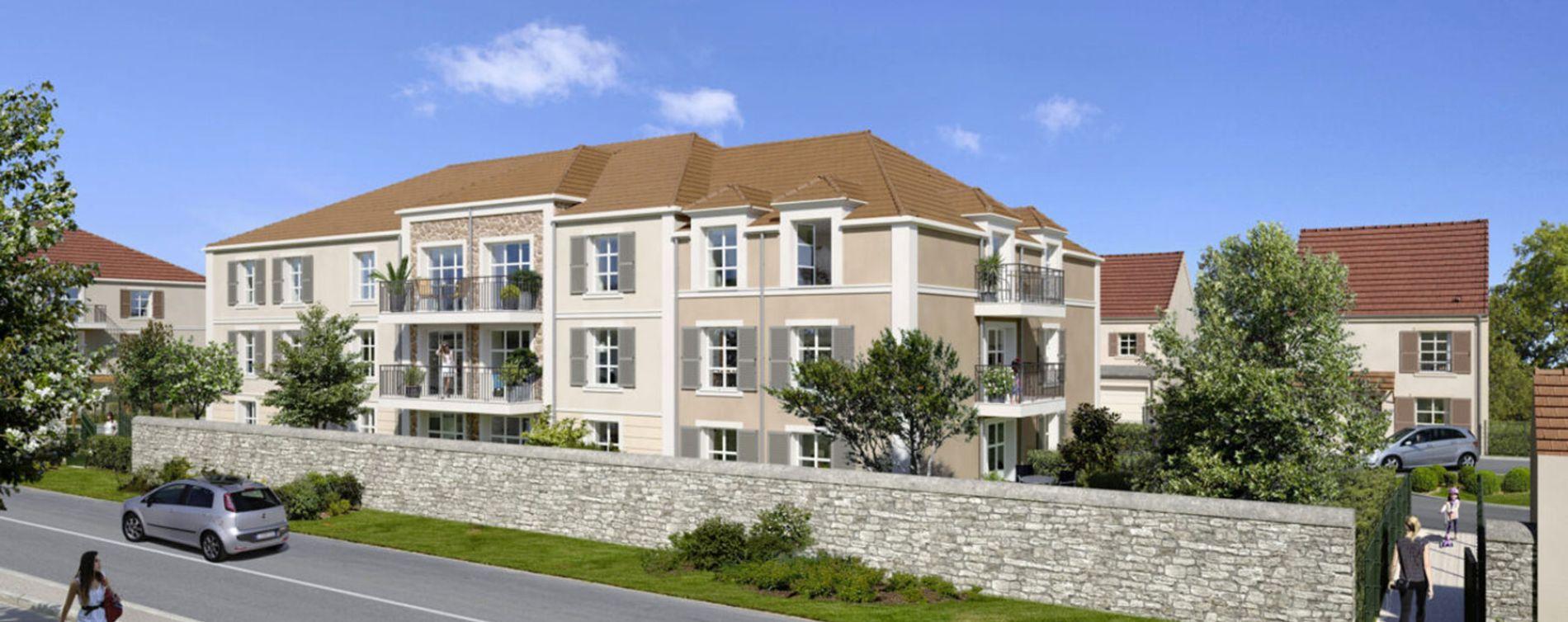Le Mée-sur-Seine : programme immobilier neuve « Programme immobilier n°219354 » en Loi Pinel (2)