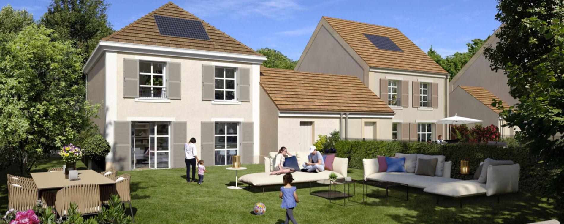 Le Mée-sur-Seine : programme immobilier neuve « Programme immobilier n°219354 » en Loi Pinel (3)