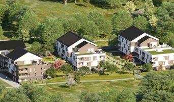 Photo du Résidence « Aqua Verde » programme immobilier neuf en Loi Pinel à Lieusaint