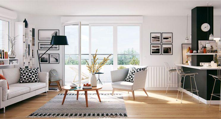 Résidence « Naturéva » programme immobilier neuf en Loi Pinel à Lieusaint n°3