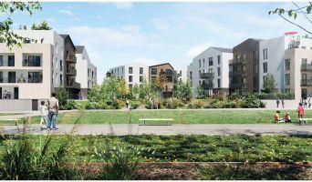 Résidence « Qadence » programme immobilier neuf en Loi Pinel à Lieusaint n°2