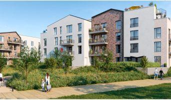 Résidence « Qadence » programme immobilier neuf en Loi Pinel à Lieusaint n°3