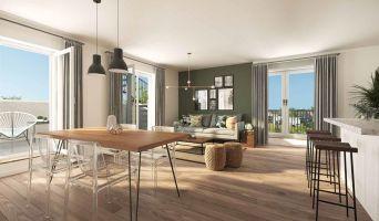 Résidence « Qadence » programme immobilier neuf en Loi Pinel à Lieusaint n°4