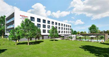 Lieusaint programme immobilier neuf « Residhome Sénart Square »
