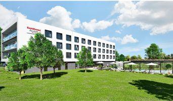 Photo du Résidence « Residhome Sénart Square » programme immobilier neuf à Lieusaint