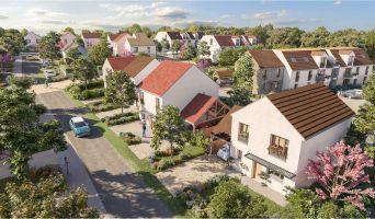 Livry-sur-Seine programme immobilier neuve « Parfum de Vignes » en Loi Pinel  (2)