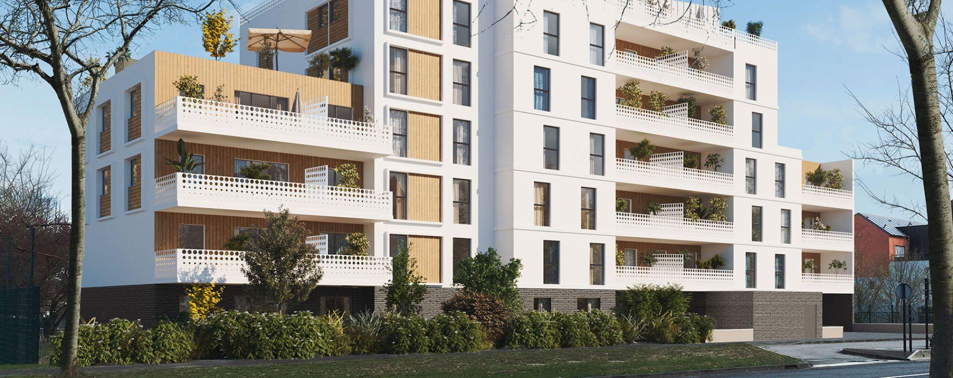Résidence Villa Pix'iel à Lognes