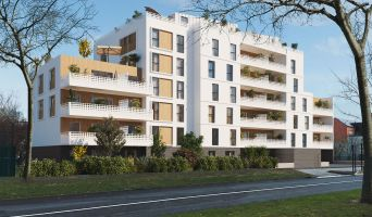 Photo du Résidence « Villa Pix'iel » programme immobilier neuf en Loi Pinel à Lognes