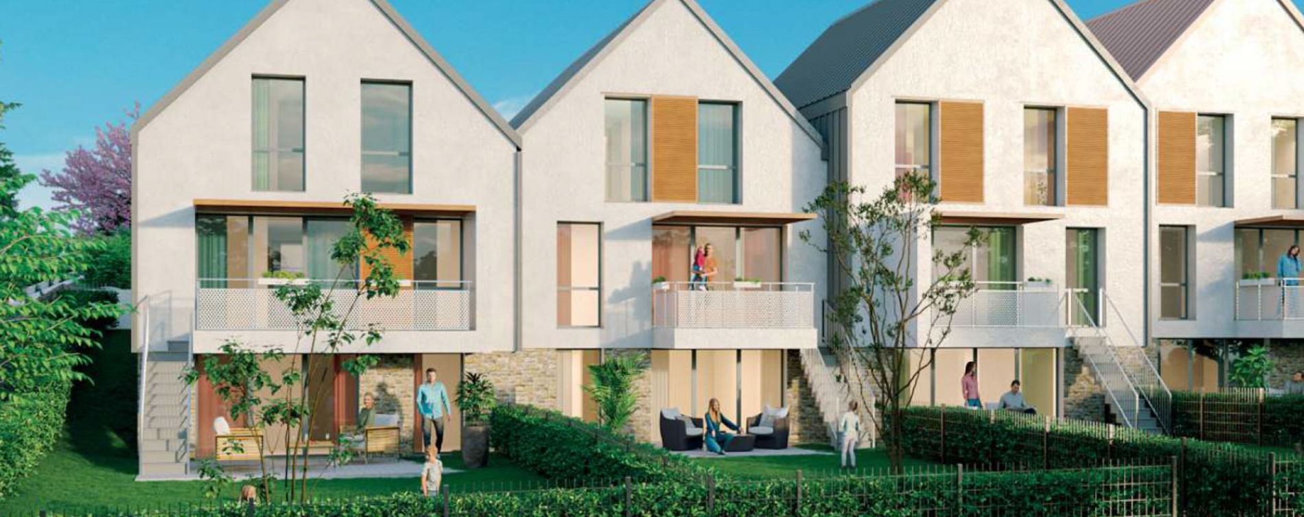 Magny-le-Hongre : programme immobilier neuve « Green Alley » en Loi Pinel