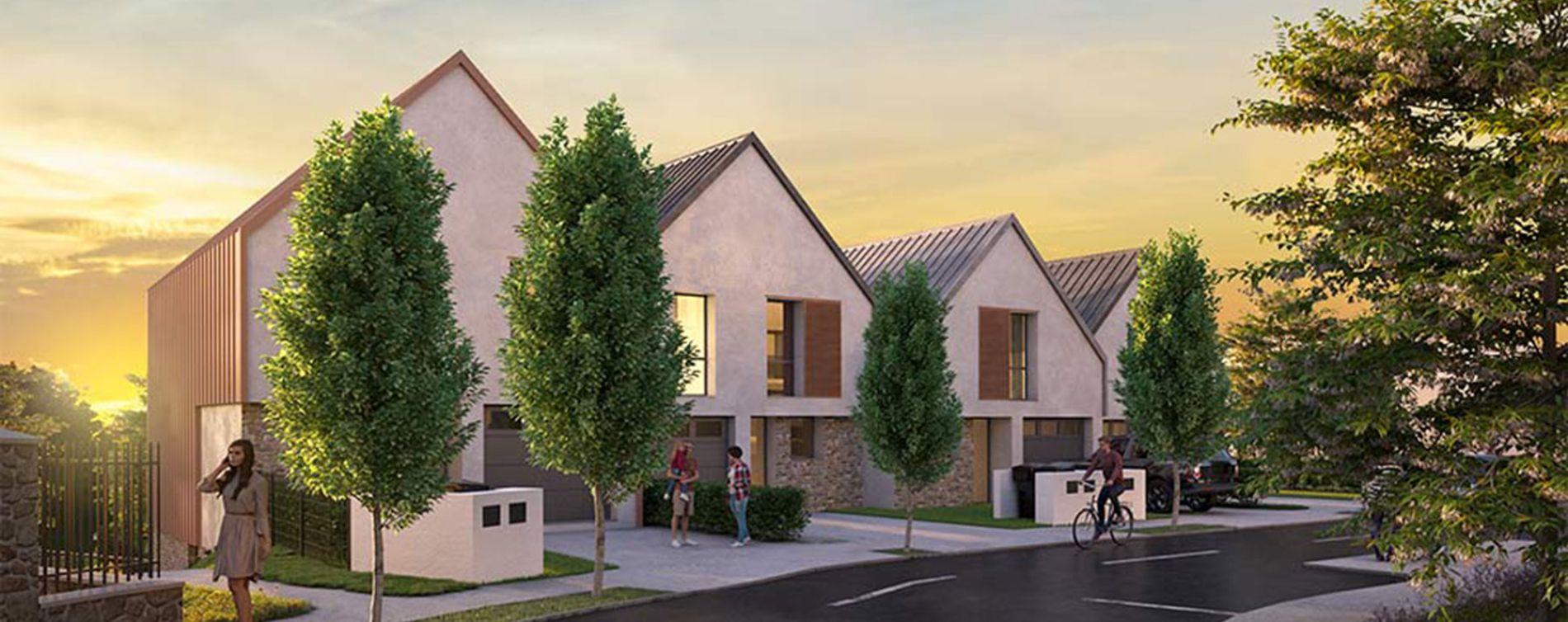 Magny-le-Hongre : programme immobilier neuve « Green Alley » en Loi Pinel (2)