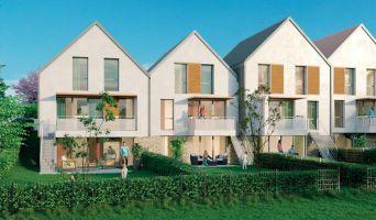 Magny-le-Hongre programme immobilier neuf « Green Alley » en Loi Pinel