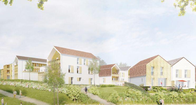 Photo du Résidence « Woodlane » programme immobilier neuf en Loi Pinel à Magny-le-Hongre