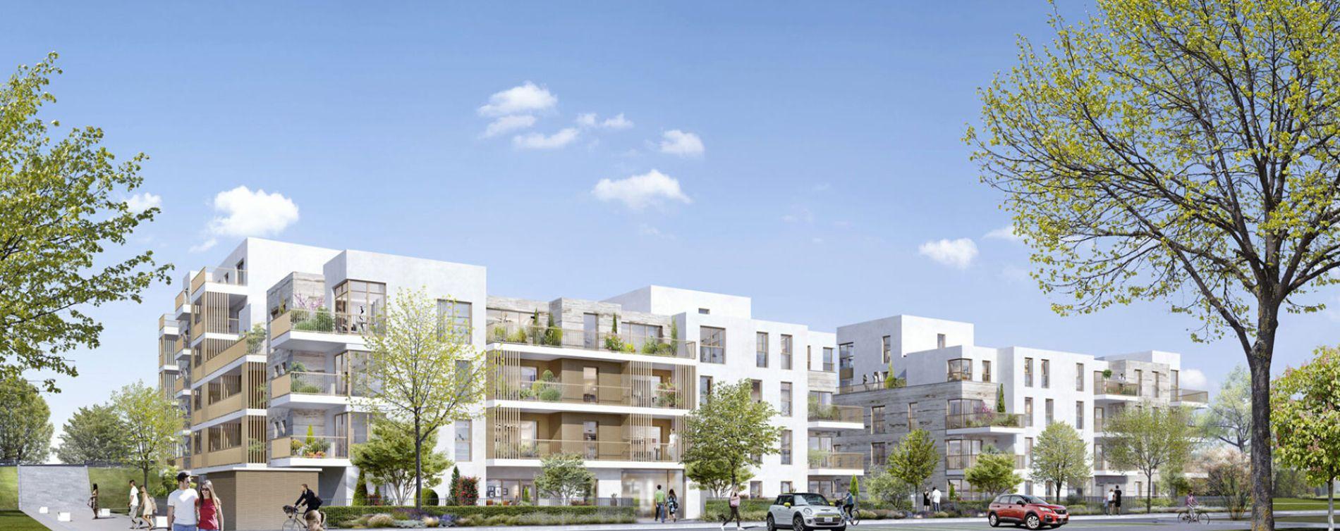 Meaux : programme immobilier neuve « Programme immobilier n°218802 » en Loi Pinel (3)