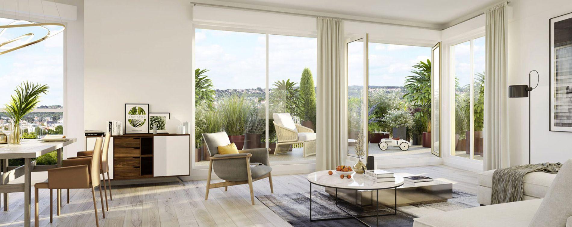 Meaux : programme immobilier neuve « Programme immobilier n°218802 » en Loi Pinel (5)