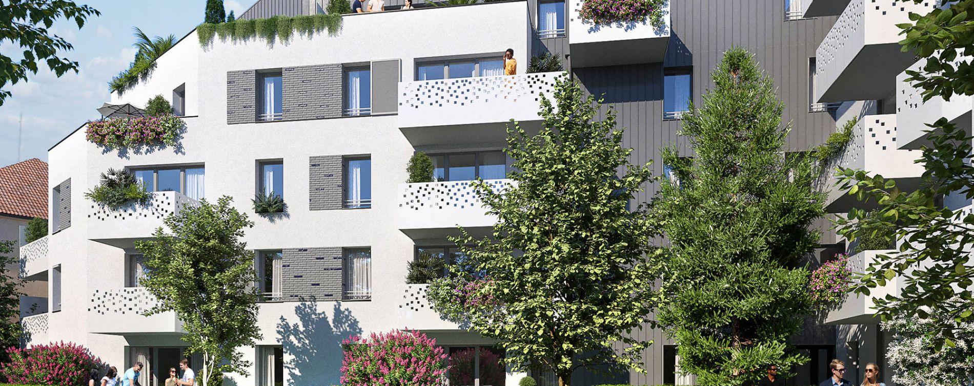 Meaux : programme immobilier neuve « Côté Canal » en Loi Pinel (3)