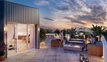 Meaux : programme immobilier neuf « Côté Canal » en Loi Pinel